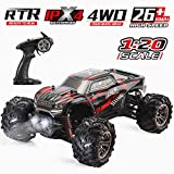 LUKAT 4x4 Remote Control Car, 1:20 Off Road RC Racing Car 26+ Km/h