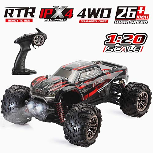 LUKAT 4x4 Remote Control Car, 1:20 Off Road RC Racing Car 26+ Km/h High...