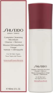 Shiseido Complete Cleansing Microfoam, 180 milliliters