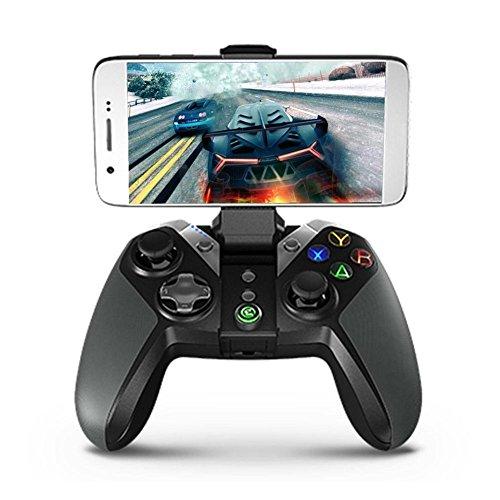 createjia Bluetooth Gamepad para Android TV Box Phone Tablet para PC Juegos de RV para GameSir G4