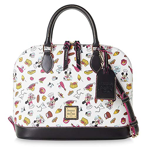 Disney Dooney And Bourke Bag - Epcot Food And Wine 2020 - Mickey And Minnie Mouse - Satchel -  DisneyParks, 799344903510