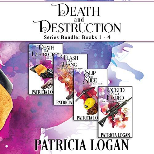 Death and Destruction Series (Books 1-4) Boxed Set cover art