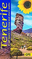 Tenerife: 5 car tours, 80 long and short walks with GPS (Sunflower Walking & Touring Guide)