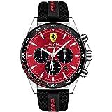 Orologio Cronografo Uomo Scuderia Ferrari Pilota Referenza FER0830595