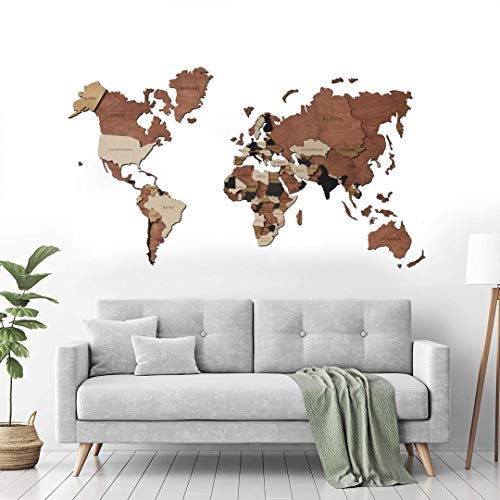 Wood World Map, Home Decor, Push Pin Map, Rustic wood world map, Travel Push Pin Map, Personalized Map, Wooden World Map, Gift