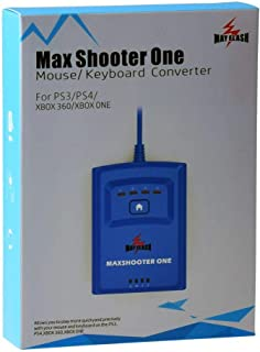 Mayflash Max Shooter One マウス/キーボード コンバーター PS3/PS4/XBOX 360/XBOX ONE用