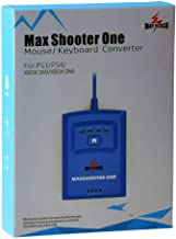 Mayflash Max Shooter One マウス/キーボード コンバーター PS3/PS4/XBOX 360/XBOX ONE用 [並行輸入品]