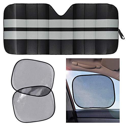 01 nissan frontier window visors - 8