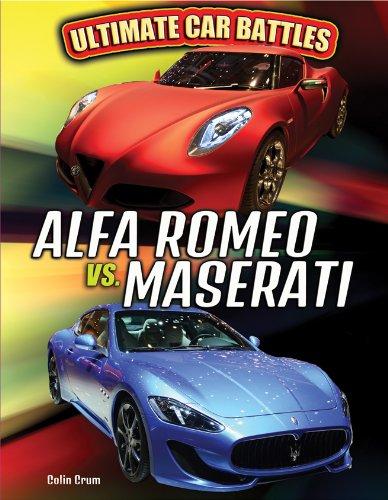 Alfa Romeo Vs. Maserati (Ultimate Car Battles)