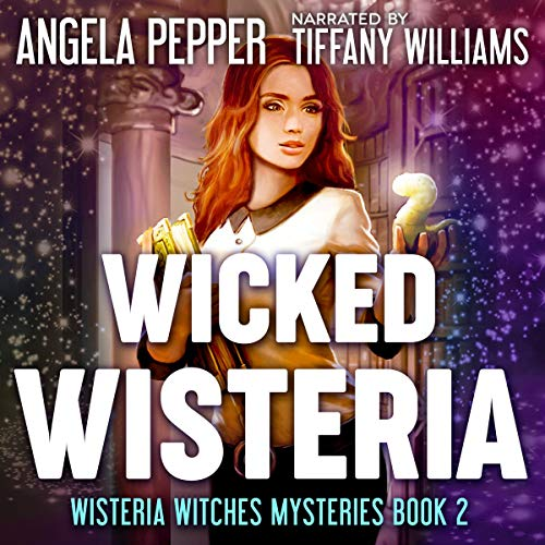 Wicked Wisteria cover art