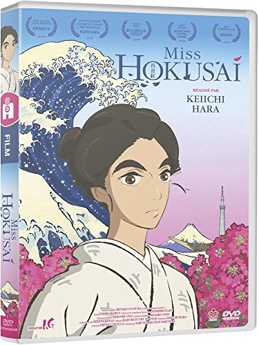 Miss Hokusai-Edition DVD