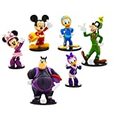 Disney Mickey Mouse and The Roadster Racers Figure Play Set