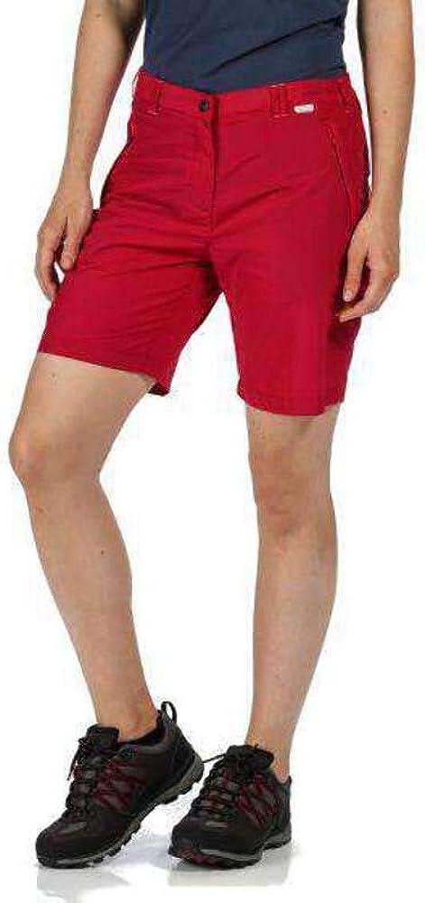 Regatta Womens Ladies Chaska Walking 全店販売中 Shorts II 超定番