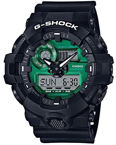 Casio Reloj para Hombre GA-700MG-1AER