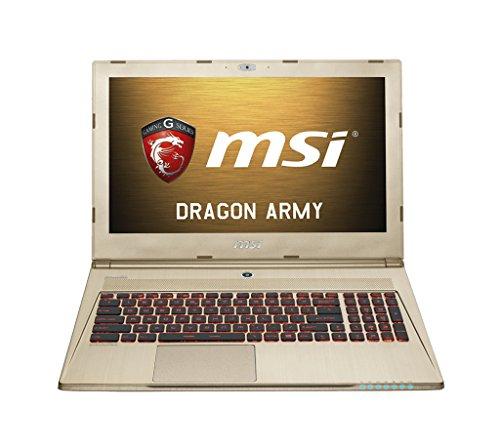 MSI GS60 2QE 15.6-inch Notebook (Intel Core i7-4710HQ 2.5GHz, 16GB RAM, 1TB HDD, 512GB SSD, LAN, WLAN, Windows 8.1)