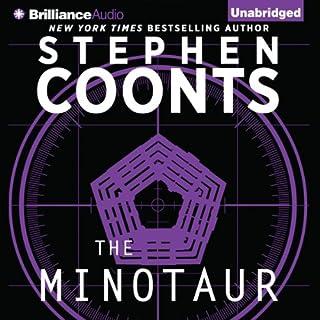 The Minotaur audiobook cover art