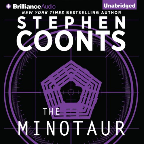 Couverture de The Minotaur