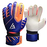 YUKOOL goalkeeper gloves for children and youth, indoor and outdoor goalkeeper gloves