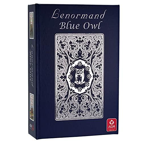 Blue Owl Premium Edition - Caja dura de 36 tarjetas de Oracle