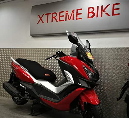 Funda de Asiento Moto o Scooter Xtreme para Sym Cruisym 125/300cc (Ref Xmax)