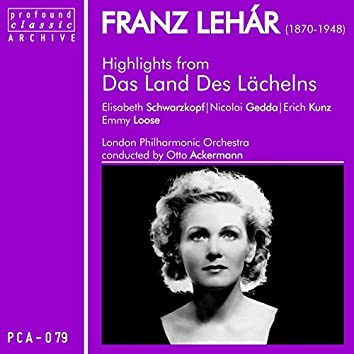 Franz Lehár: Highlights from Das Land Des Lächelns