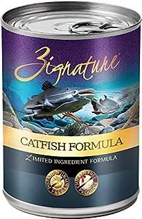 Zignature 12713158 Catfish Formula Canned Dog Food (12 Pack), 13 Oz