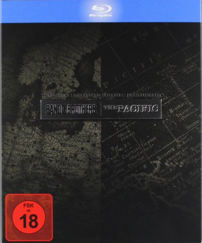 Band of Brothers & The Pacific Superbox (exklusiv bei Amazon.de) [Blu-ray]