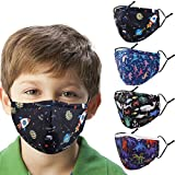 bambini lavabili colorate le tessuto lavabile inter nere stoffa cotone ragazzi riutilizzabili per di bocca disgnate anti polvere antipolvere bambino simpatiche regolabile bimbo