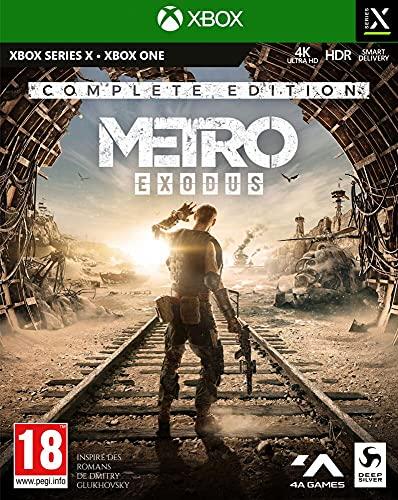 Metro Exodus Complete Edition (Xbox Series X)