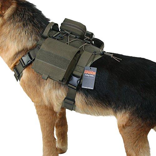 EXCELLENT ELITE SPANKER Service Dog Vest