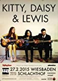 Kitty, Daisy & Lewis - The Third, Wiesbaden 2015 »