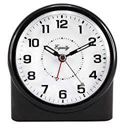 Equity by La Crosse 14080 Analog Night Vision Alarm Clock