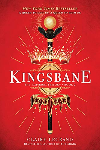Amazon.com: Kingsbane (The Empirium Trilogy Book 2) eBook: Legrand ...