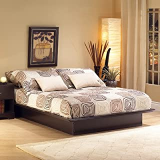South Shore Back Bay Queen Platform Bed Size: Full