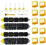 Supon Robot Repuestos Accesorios para Robot 700 790 782 780 776 774 772 770 760 Serie 700 Juego de Repuesto de Filtro de cepillos (7-102)
