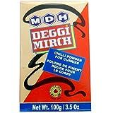 MDH Deggi Mirch Masala 100g / 3.5 oz (Pack of 2)