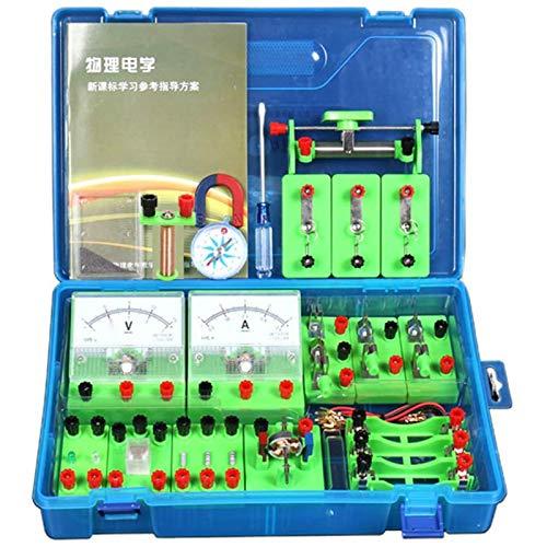 Pevfeciy Stem Aprendizaje Circuito Física Motor De Arranque Eléctrico Kitelectromagnetic Equipo Experimento...