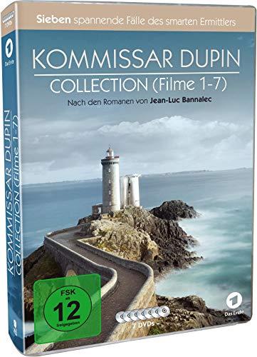 Kommissar Dupin Collection (Filme 1-7) [7 DVDs]
