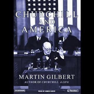 Churchill and America cover art