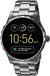 Fossil Q Marshal Best smartwatch 2019