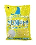 スーパーキャット 猫砂 スーパーキャット クリスタルキャット(4L)
