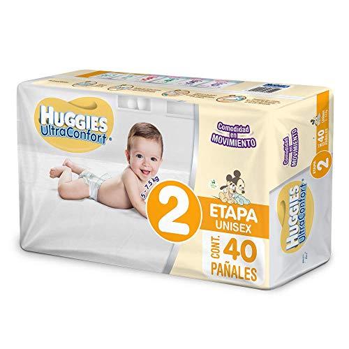 huggies all around etapa 6 40 piezas fabricante HUGGIES