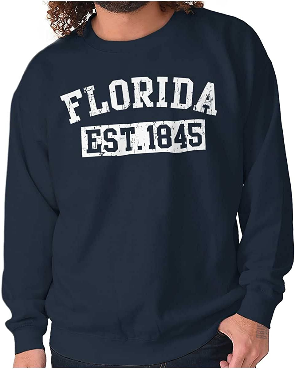 Vintage Florida Factory outlet Distressed Athletic Sweatshirt Phoenix Mall Women or Men for