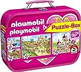 Schmidt Spiele 56498-Puzzle, Color Rosa (56498)