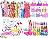 Miotlsy Kleidung Accessories für Barbie Puppen 20