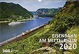 Eisenbahn am Mittelrhein 2020: Kalender 2020 - VG-Bahn