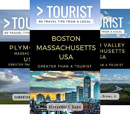 Greater Than a Tourist Massachusetts (5 Book Series)