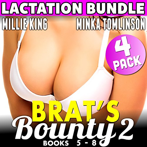 Brat's Bounty 2 audiobook cover art