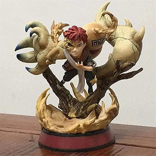 LINRUS Funko Pop Naruto Gaara versión Q / Modelo de Personaje de Anime / Estatua de Personaje de...