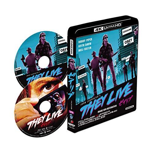 ゼイリブ 4Kレストア版 ULTRA HD [Blu-ray]